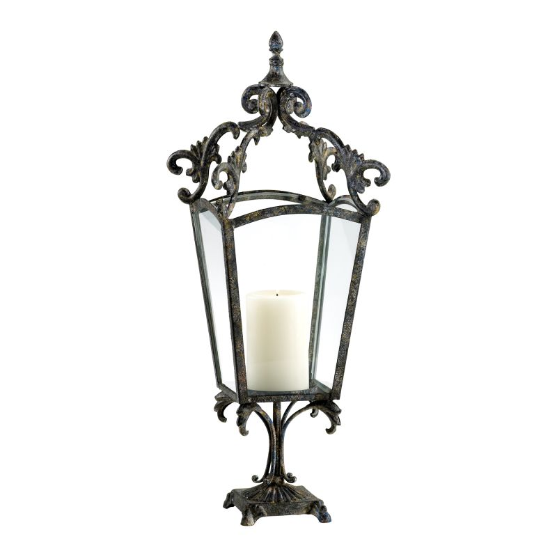 Cyan Design 04306 Trevi Candleholder Rustic Home Decor Candle Holders Sale $187.50 ITEM: bci2257401 ID#:4306 UPC: 810228020441 :