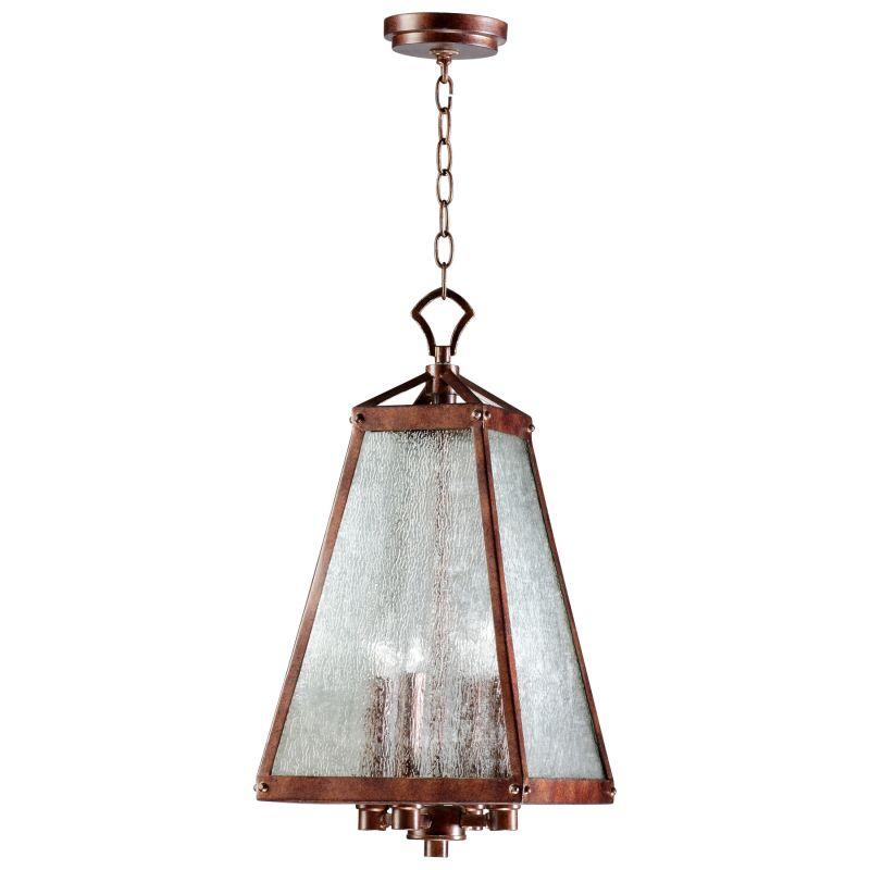 Cyan Design 04597 Canterbury 4 Light Full Size Pendant Oiled Bronze
