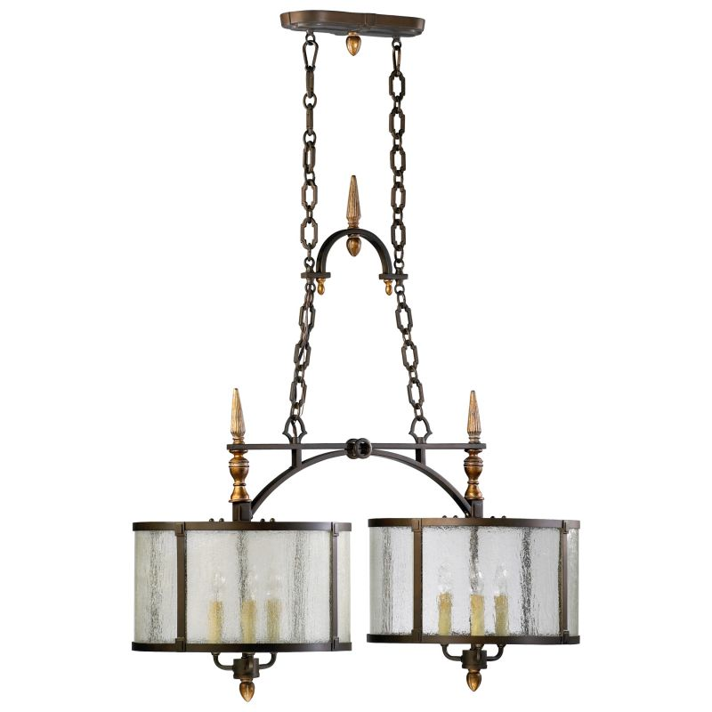 Cyan Design 04650 San Giorgio 6 Light 1 Tier Chandelier Oiled Bronze Sale $1192.50 ITEM: bci2257459 ID#:4650 UPC: 190808032836 :