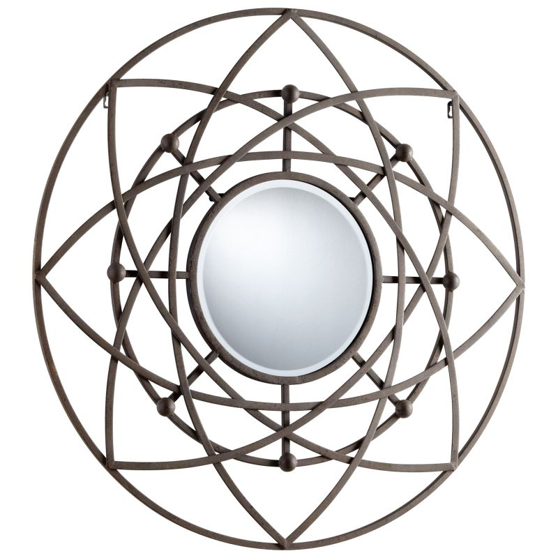 Cyan Design 05288 Robles Rounded Mirror Rustic Home Decor Lighting Sale $322.50 ITEM: bci2257862 ID#:5288 UPC: 190808021120 :
