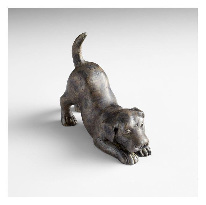 "Cyan Design 05467 4"" Hershey Puppy Sculpture Painted Acid Home Decor"