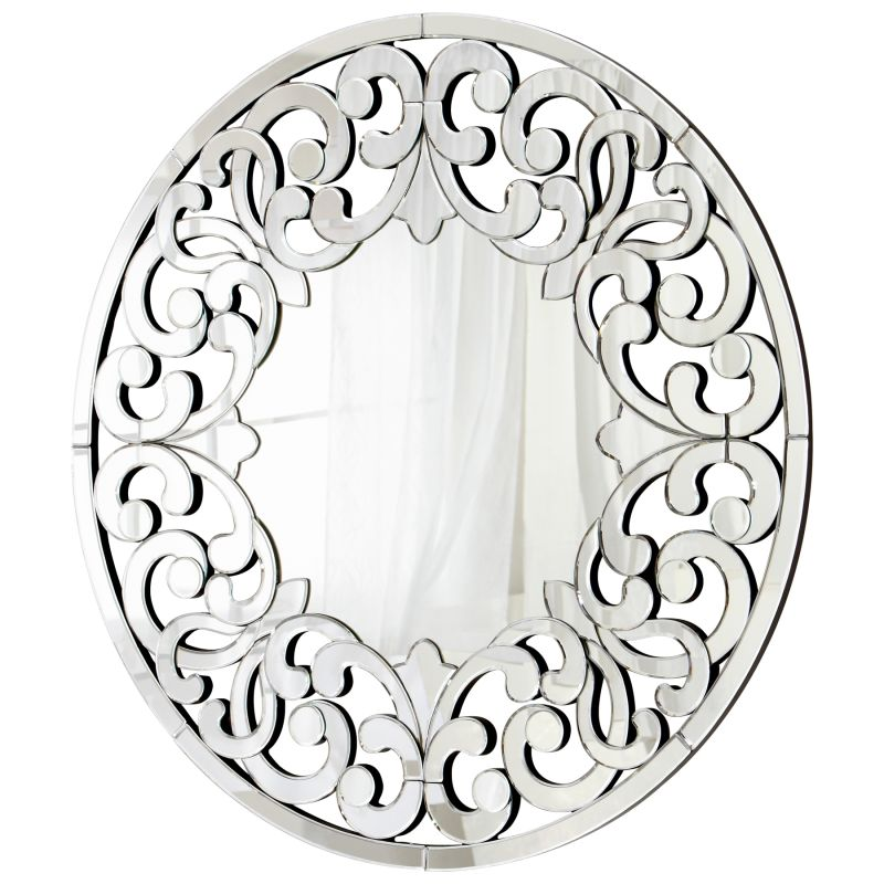 Cyan Design 05707 Jules Specialty Mirror Clear Home Decor Lighting