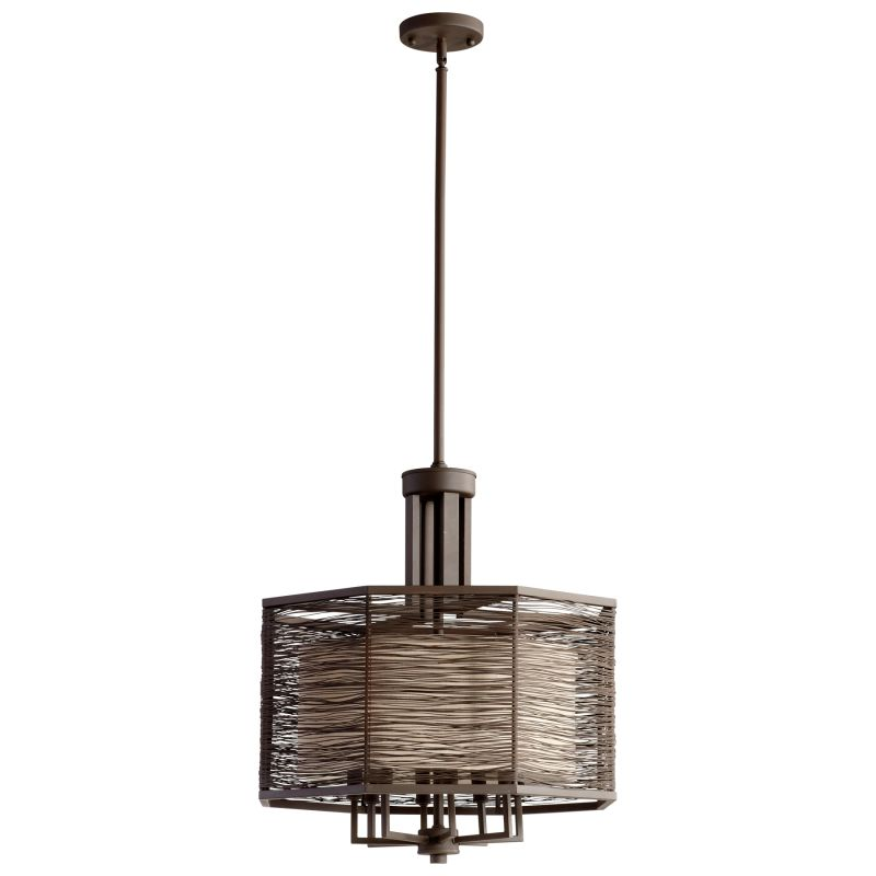 Cyan Design 05718 Pascal 8 Light 1 Tier Chandelier Old World Indoor