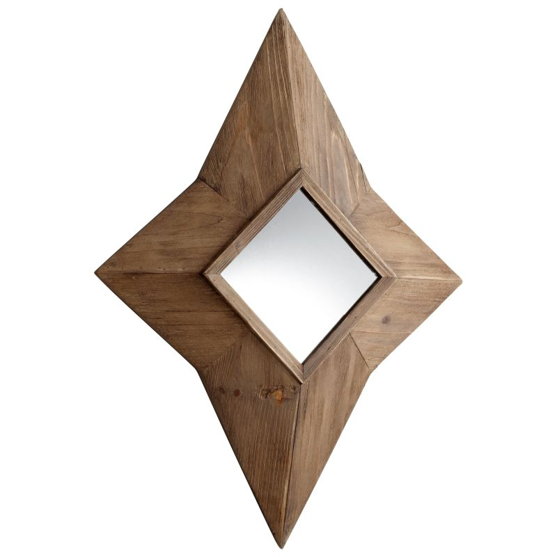 "Cyan Design 05800 32.5"" Desert Starlight Mirror Natural Home Decor"