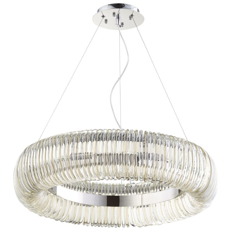 "Cyan Design 08849 Beaming Around 27"" Wide Single Tier Chandelier with Sale $2387.50 ITEM: bci2962412 ID#:8849 UPC: 190808074546 :"