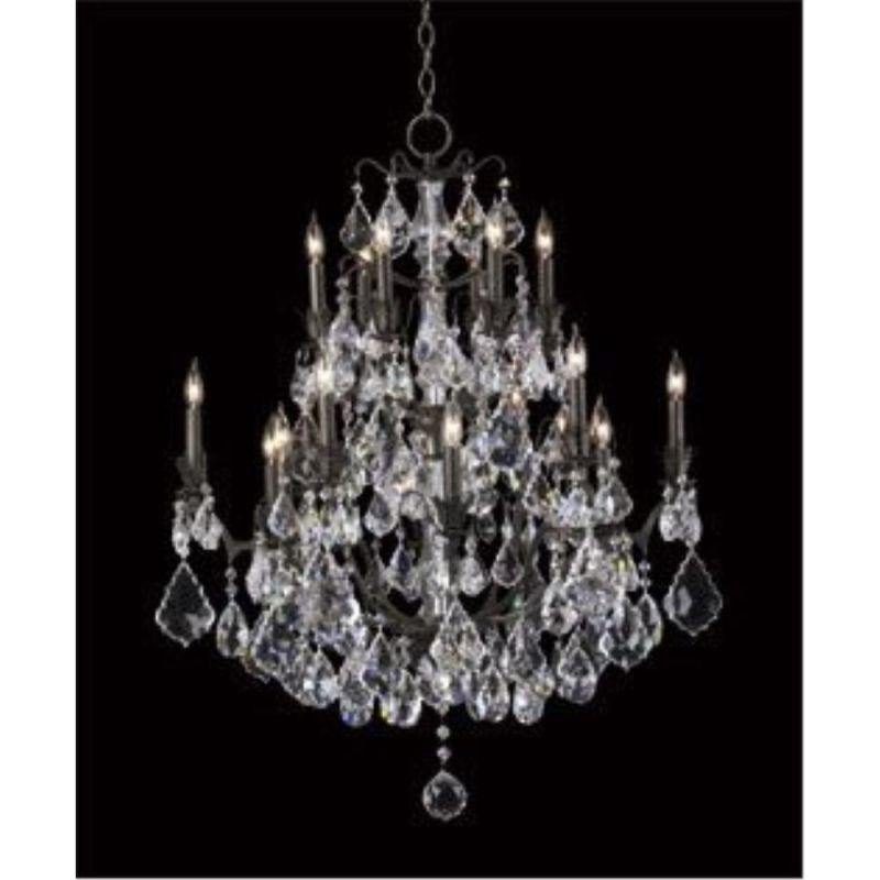 Cyan Design 694-18 Eighteen Lamp Chandelier from the Versailles