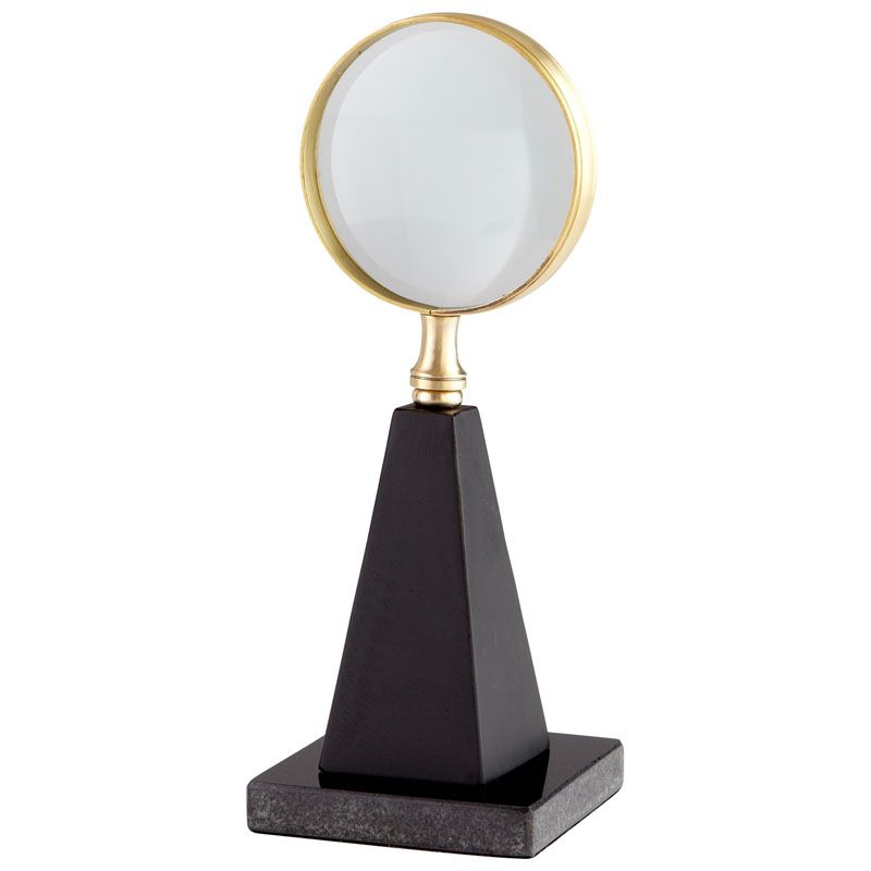 Cyan Design Small Introspection Magnifier Introspection 10.75 Inch