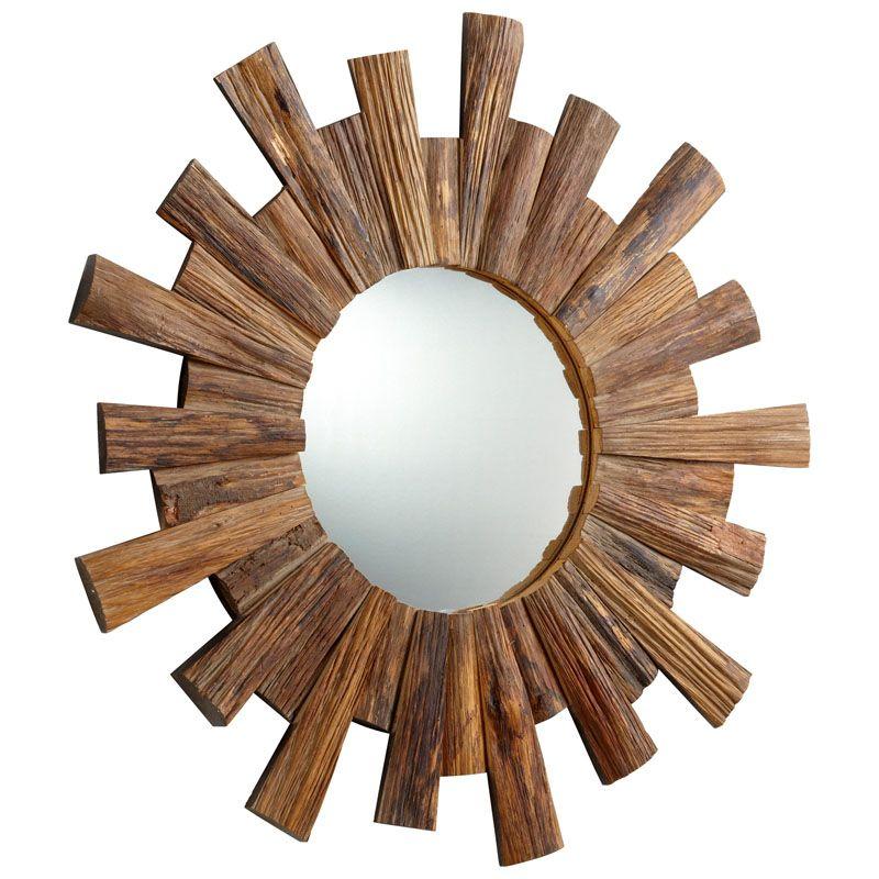 Cyan Design Wheelhouse Reflection Mirror 7 Inch Diameter Wheelhouse