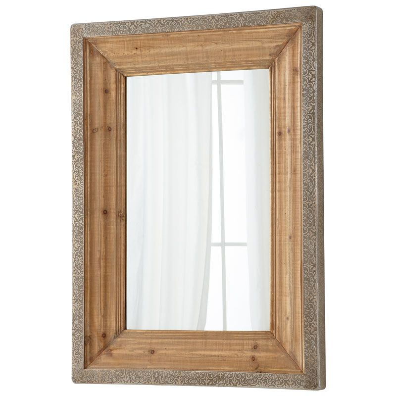 Cyan Design Vintage Reflection Mirror 48 x 35.75 Vintage Reflection