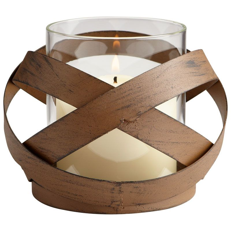 Cyan Design Small Infinity Candle Holder Infinity 4 Inch Tall Iron