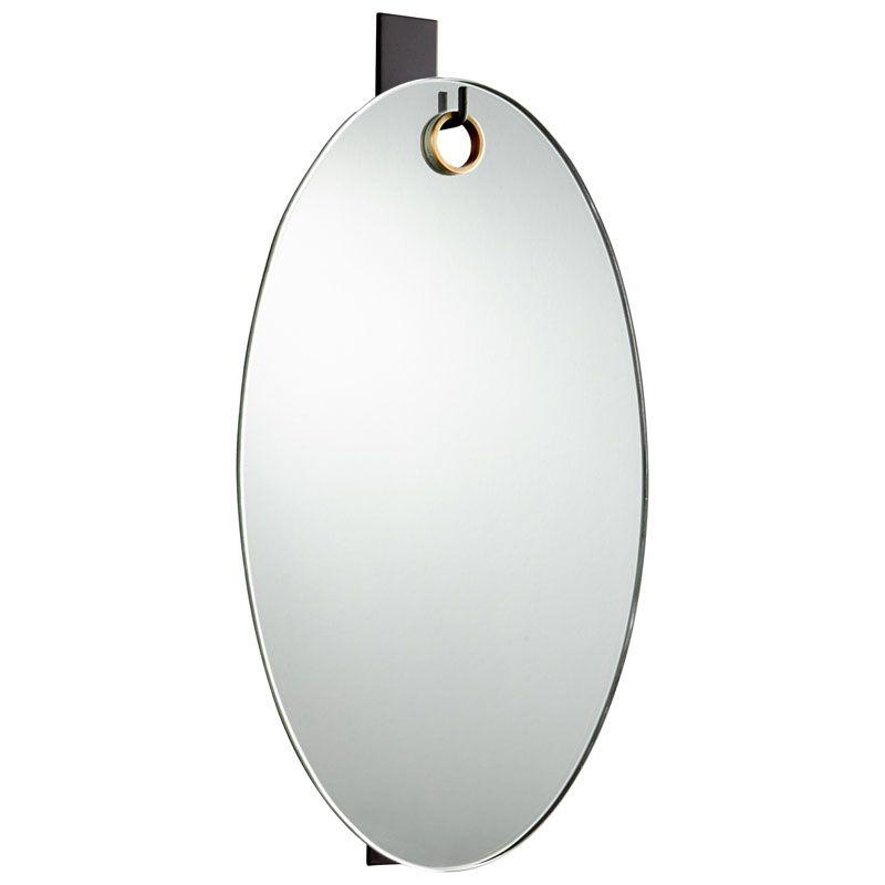 Cyan Design Eternity Wall Decor 23 x 12.75 Eternity Iron Frame Mirror