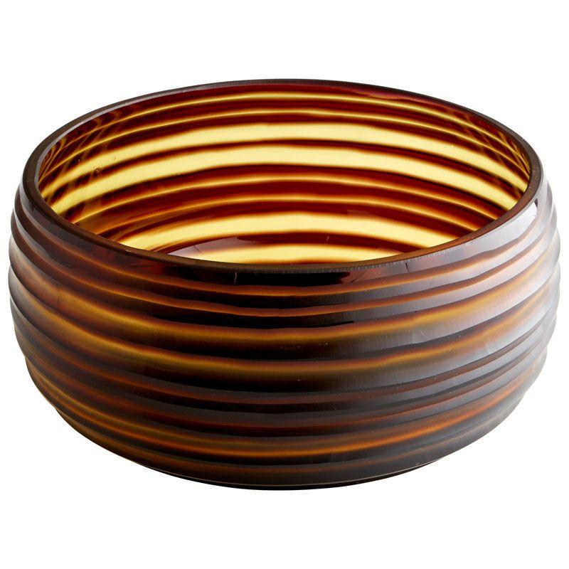 Cyan Design Small Tootsie Bowl Tootsie 8.75 Inch Diameter Glass