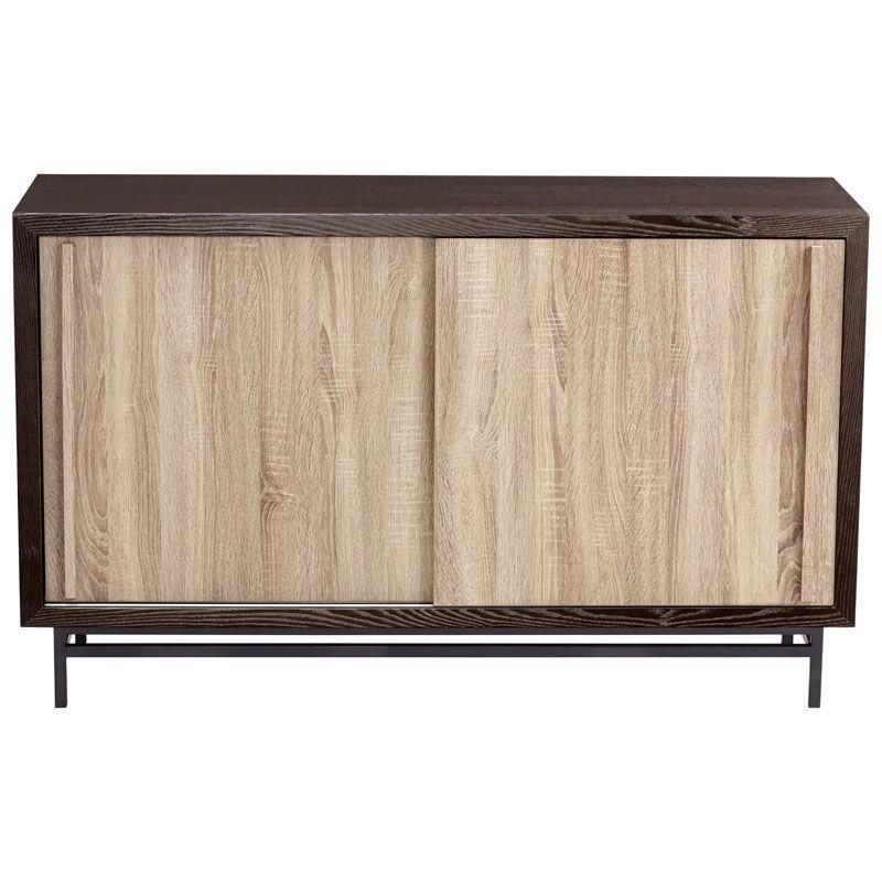 Cyan Design Vincent Cabinet Vincent 33.5 Inch Tall Wood Cabinet Oak