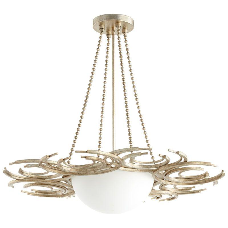 Cyan Design Vivian Three Light Pendant Vivian 3 Light Pendant with