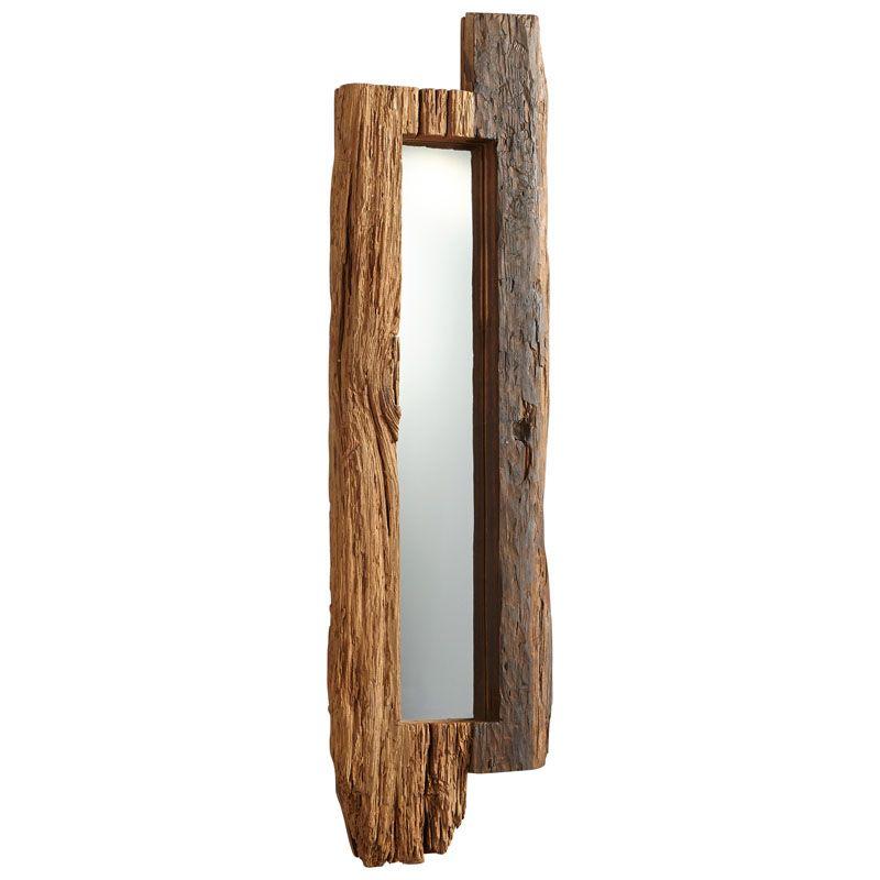 Cyan Design Small Jonas Mirror 43 x 11.25 Jonas Specialty Wood and MDF