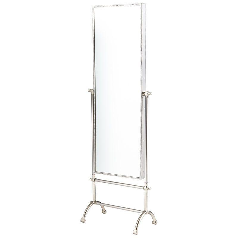 Cyan Design Cassius Mirror 58.25 x 19.25 Cassius Rectangular Aluminum