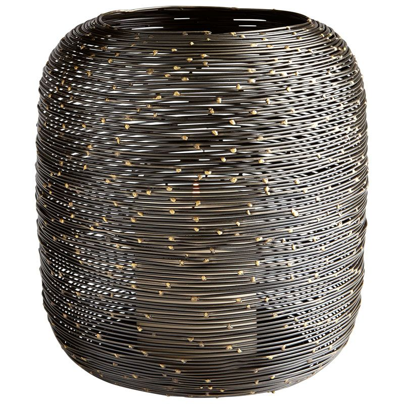 Cyan Design Extra Large Spinneret Candle Holder Spinneret 8.5 Inch