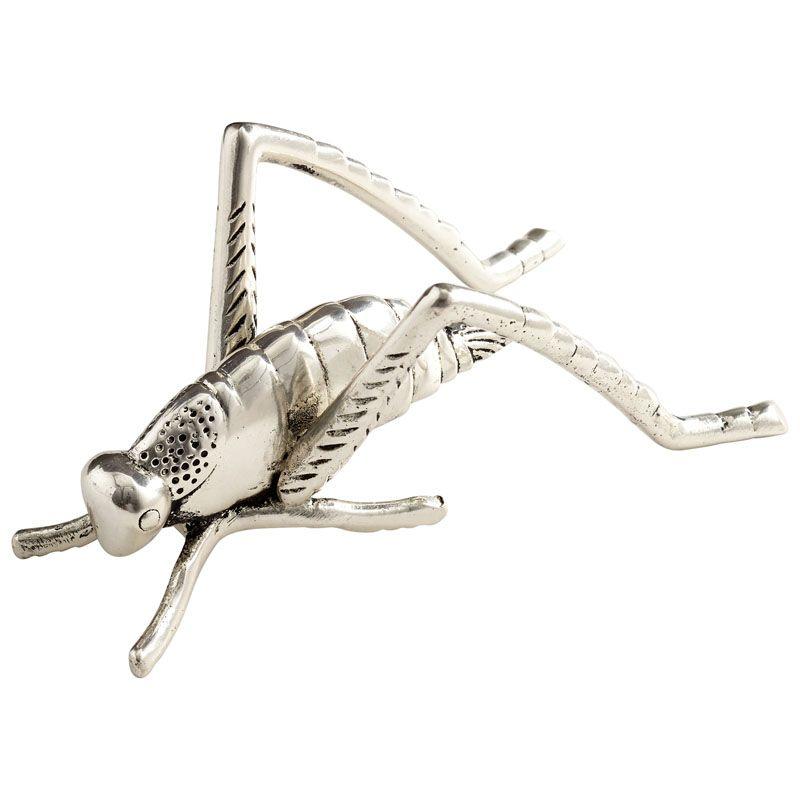 Cyan Design Grasshopper Sculpture Grasshopper 2.5 Inch High Brass