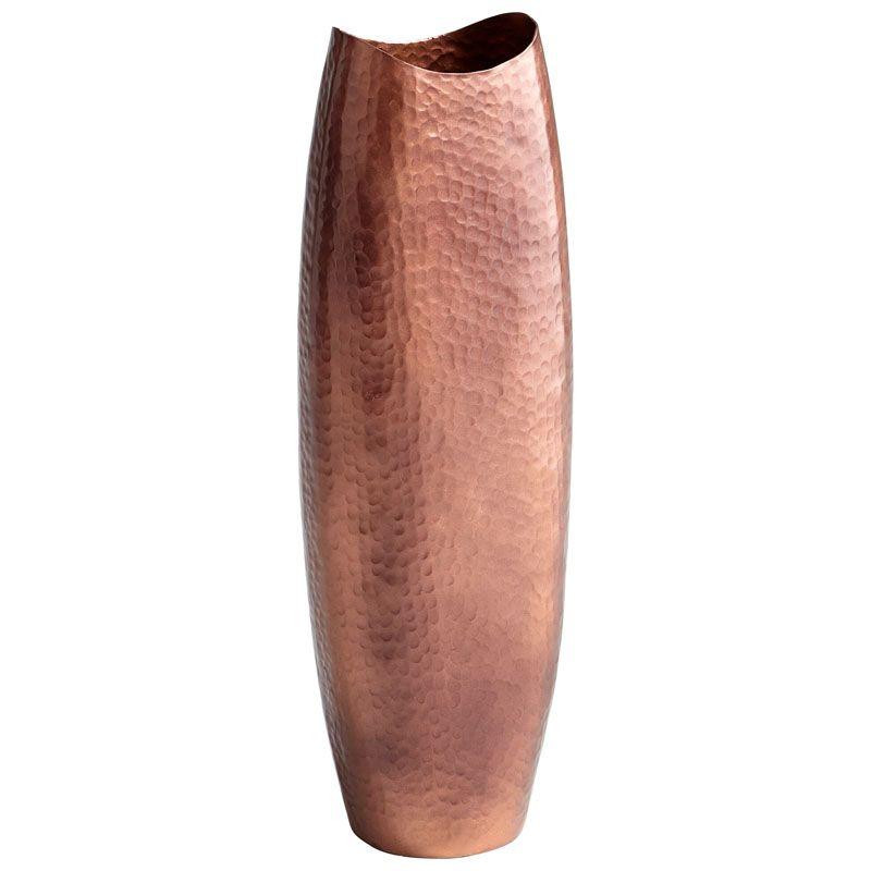 Cyan Design Small Tuscany Vase Tuscany 24.25 Inch Tall Aluminum Vase