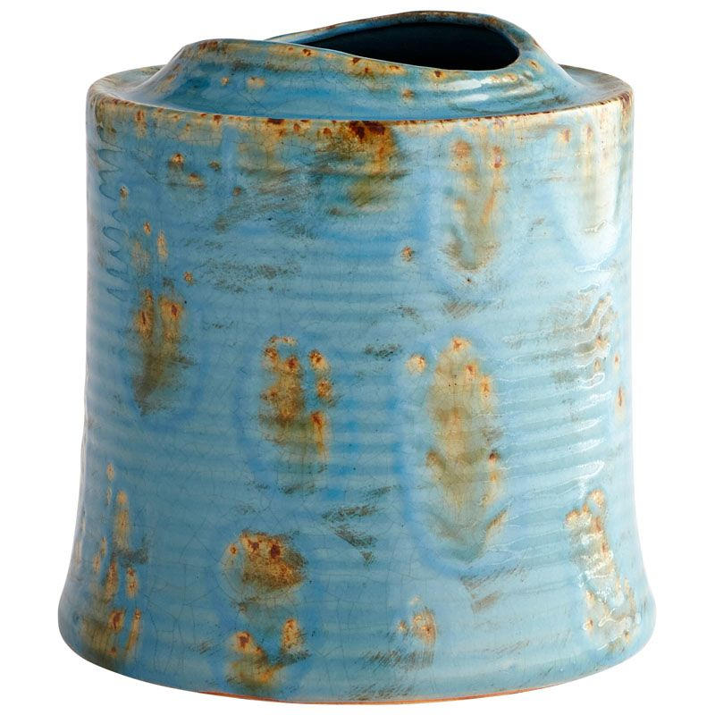 Cyan Design Small Brussels Vase Brussels 9 Inch Tall Terracotta Vase