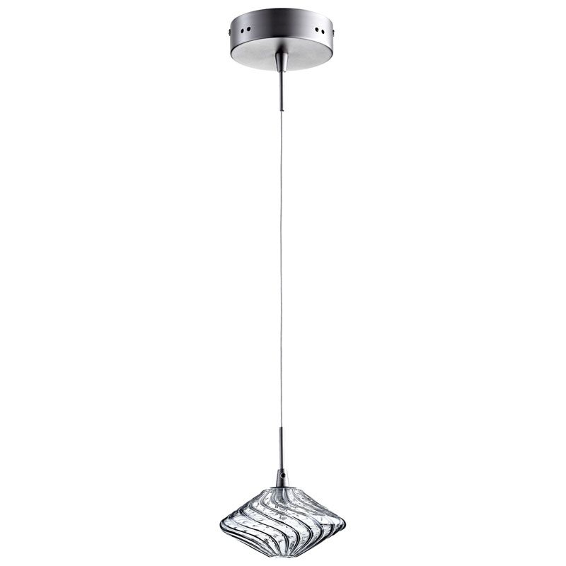 Cyan Design Clive One Light Pendant Clive 1 Light Pendant with Clear