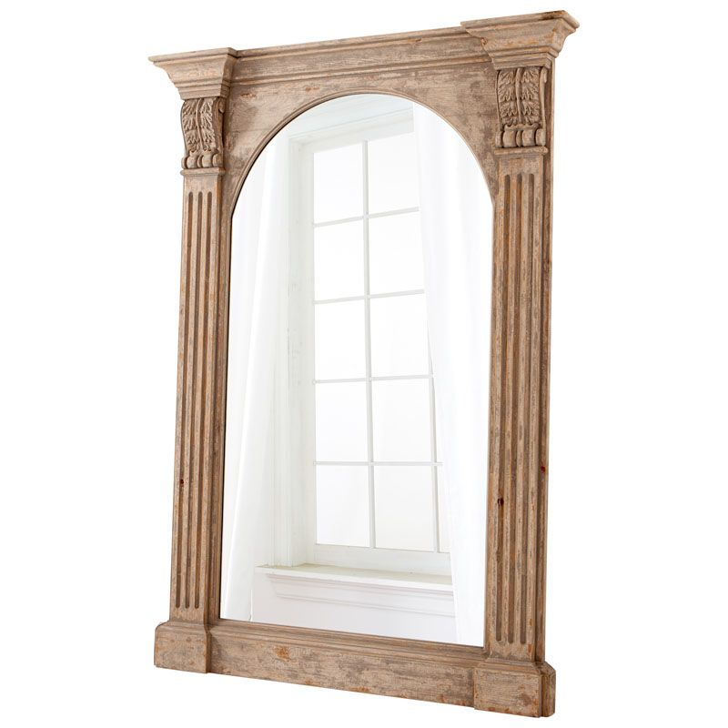 Cyan Design Cumberland Mirror 70 x 50.25 Cumberland Rectangular Wood
