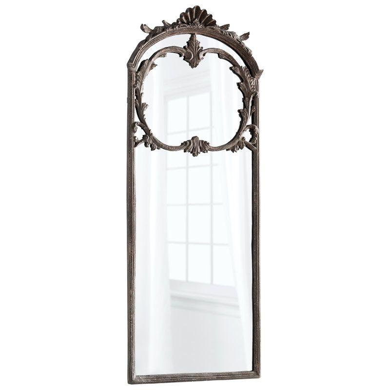 Cyan Design Lafayette Mirror 72.75 x 29 Lafayette Arched Iron Frame