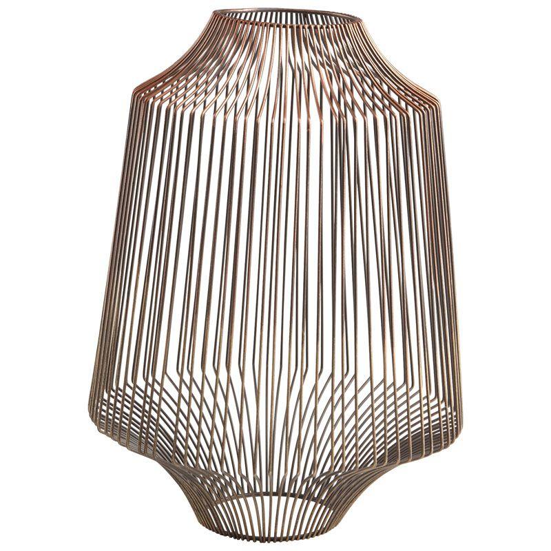 Cyan Design Med Mercury Rising Container Mercury Rising 14.25 Inch