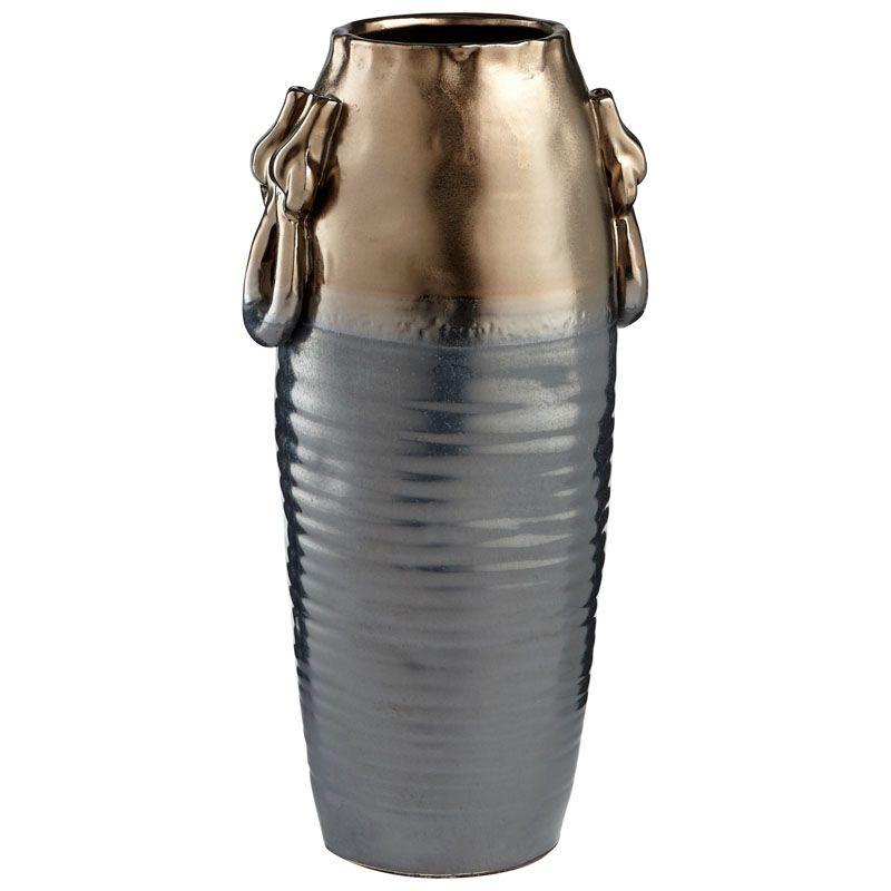 Cyan Design Small Tigris Vessels Tigris 8 Inch Wide Ceramic Vessel