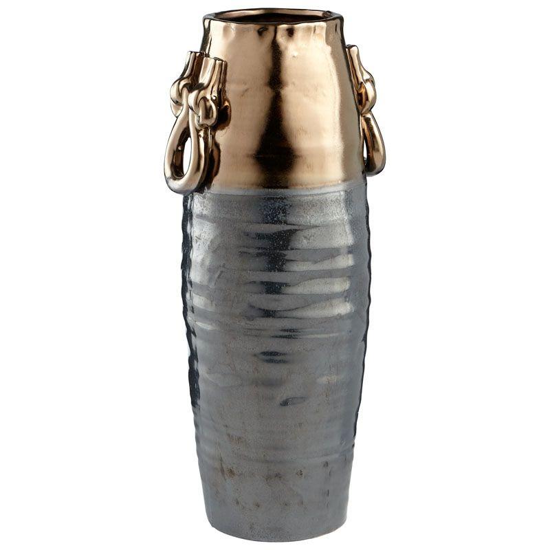 Cyan Design Large Tigris Vessels Tigris 8.5 Inch Wide Ceramic Vessel
