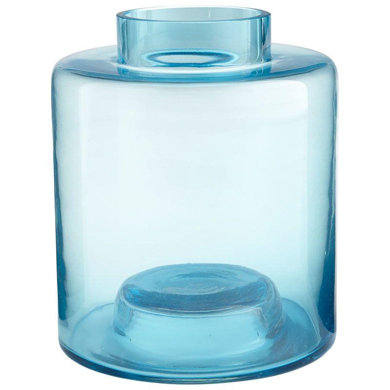 Cyan Design Small Wishing Well Vase Wishing Well 7 Inch Tall Glass