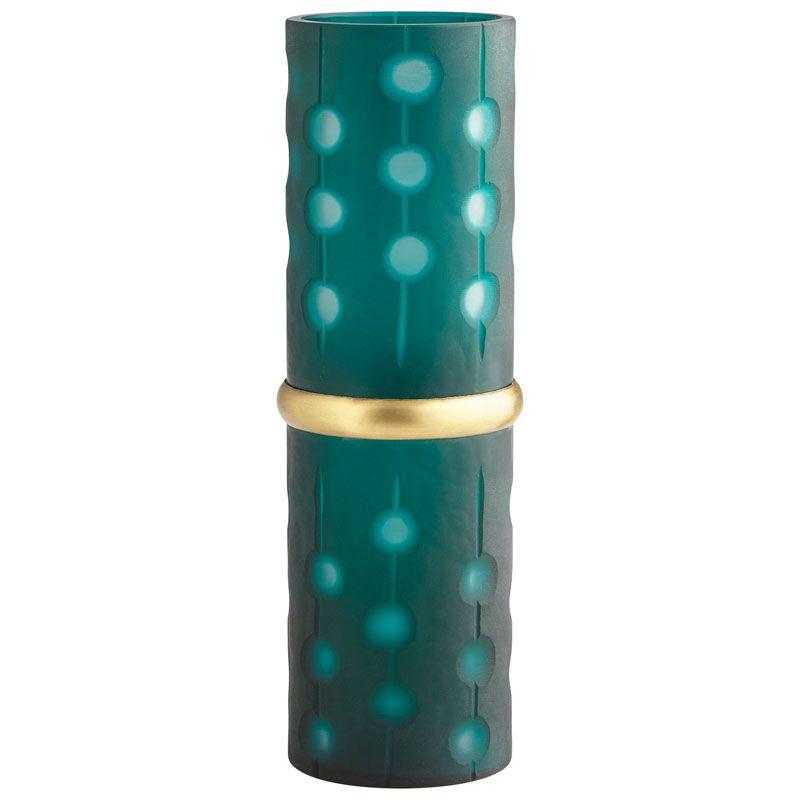 Cyan Design Small Cascade Parade Vase Cascade Parade 14.25 Inch Tall