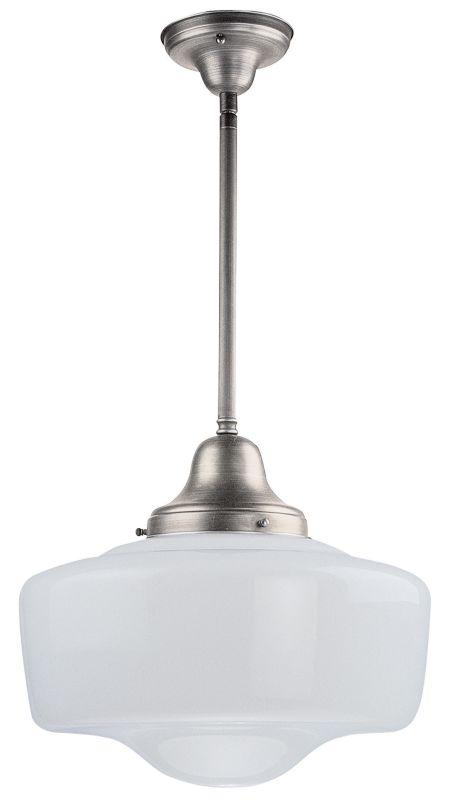 """DVI Lighting DVP7521 Schoolhouse 13"""" High 1 Light Energy Star"""