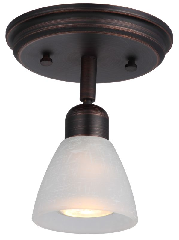 DVI Lighting DVP9381 1 Light Track Light from the Key West Collection Sale $30.75 ITEM: bci1372045 ID#:DVP9381ORB-WL UPC: 61467016546 :