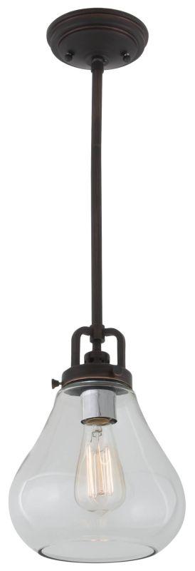 DVI Lighting DVP11121 Coronado 1 Light Mini Pendant Oil Rubbed Bronze Sale $172.20 ITEM: bci2550881 ID#:DVP11121ORB-TO UPC: 61467044020 :