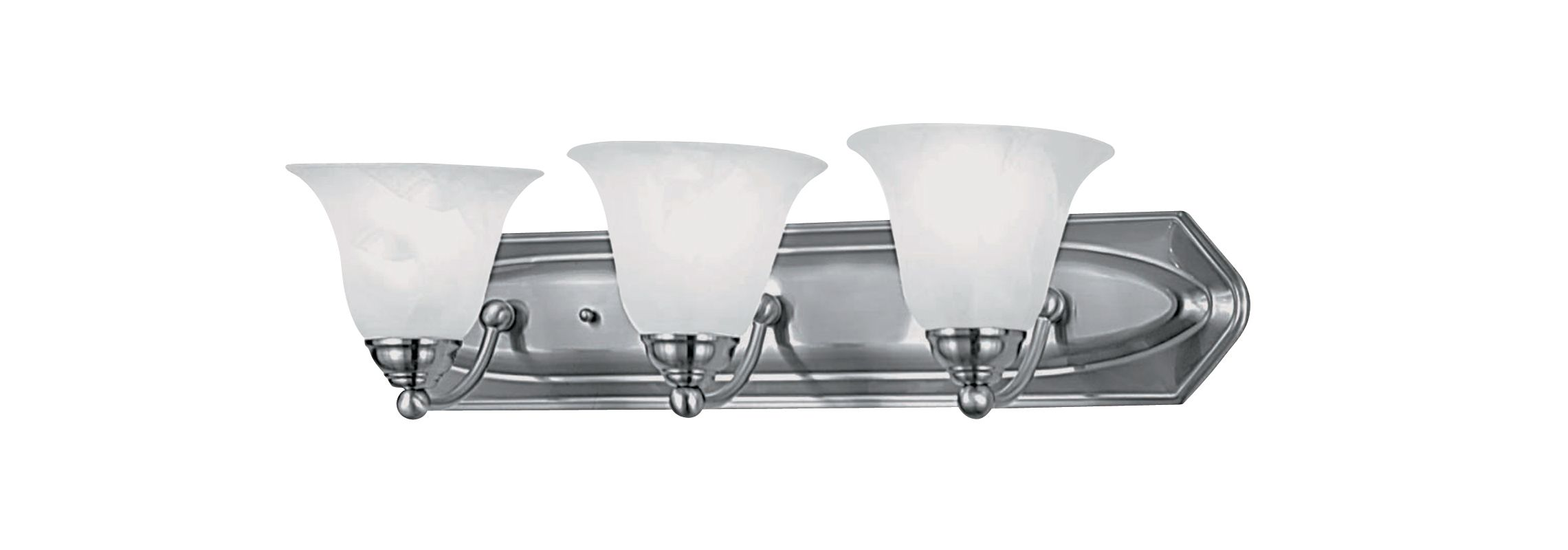 DVI Lighting DVP42403 Diamond 3 Light Incandescent Bathroom Vanity Sale $112.75 ITEM: bci1371524 ID#:DVP42403CH UPC: 61467423559 :