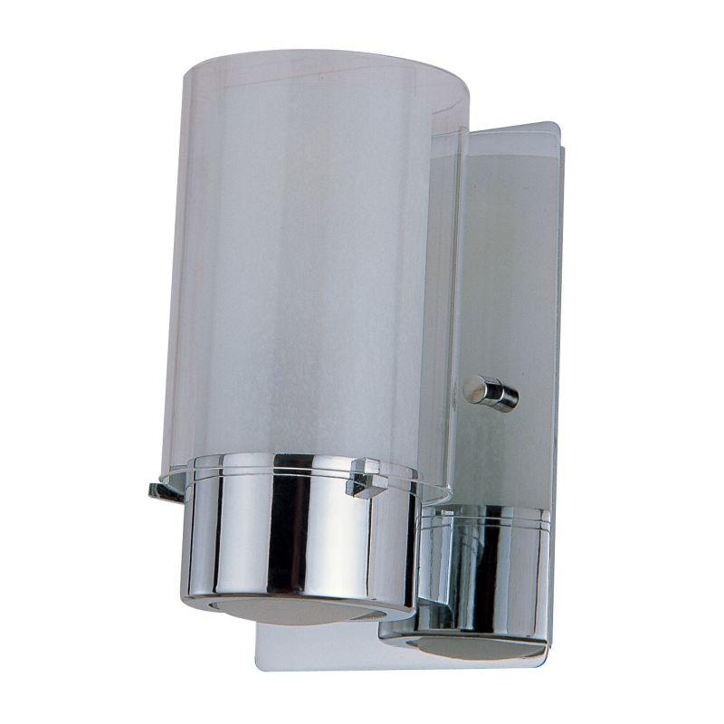 DVI Lighting DVP9001 Essex Special Edition 1 Light Wall Sconce Buffed