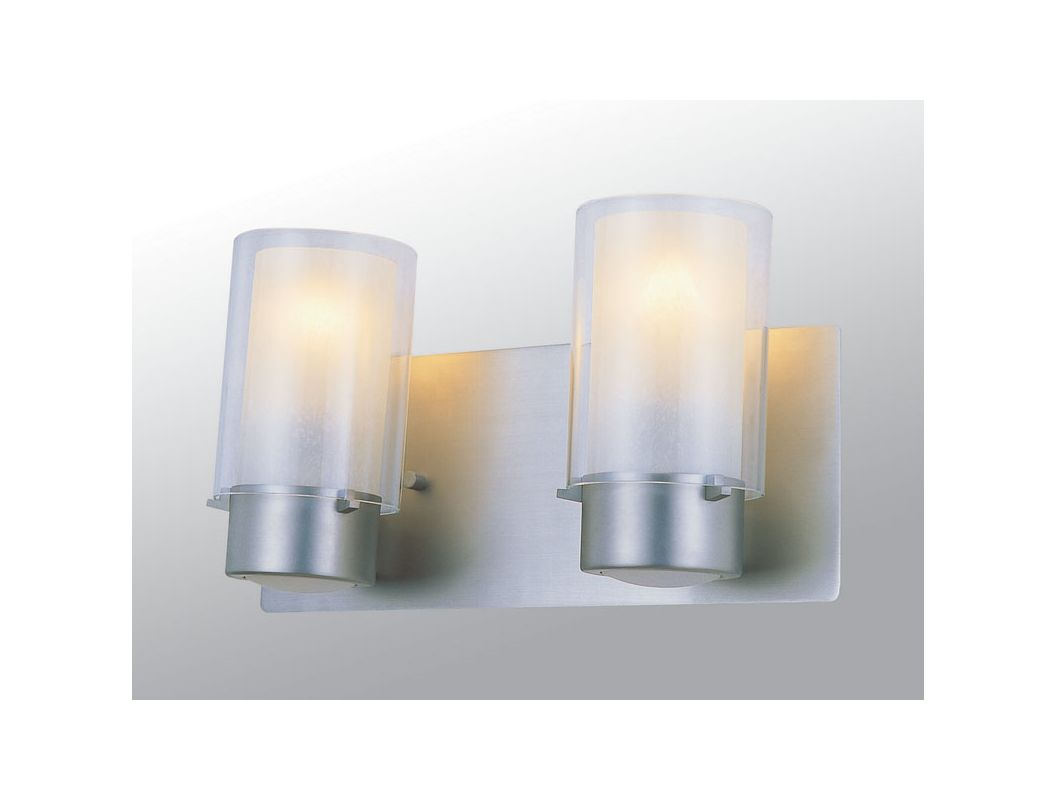 DVI Lighting DVP9022 2 Light Vanity from the Essex Collection Buffed Sale $202.95 ITEM: bci1371951 ID#:DVP9022BN-OP UPC: 61467015501 :