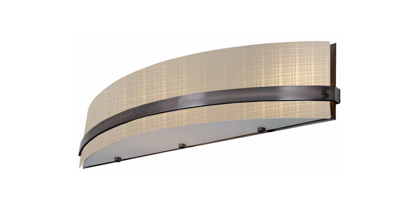DVI Lighting DVP10544 Annapolis Four-Light Bathroom Fixture Buffed