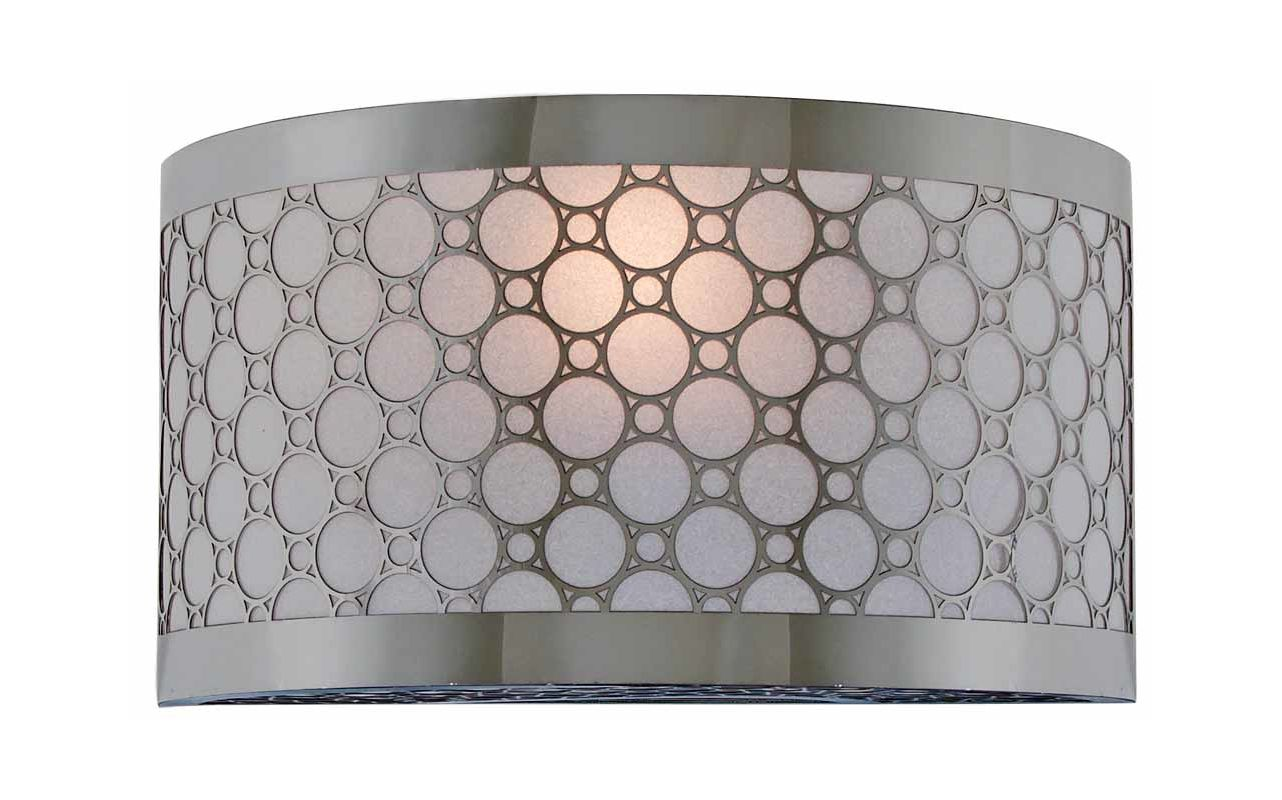 DVI Lighting DVP5801 Trilogy Single-Light Wall Sconce Chrome with Sale $135.30 ITEM: bci1986826 ID#:DVP5801CH-SD UPC: 61467026989 :