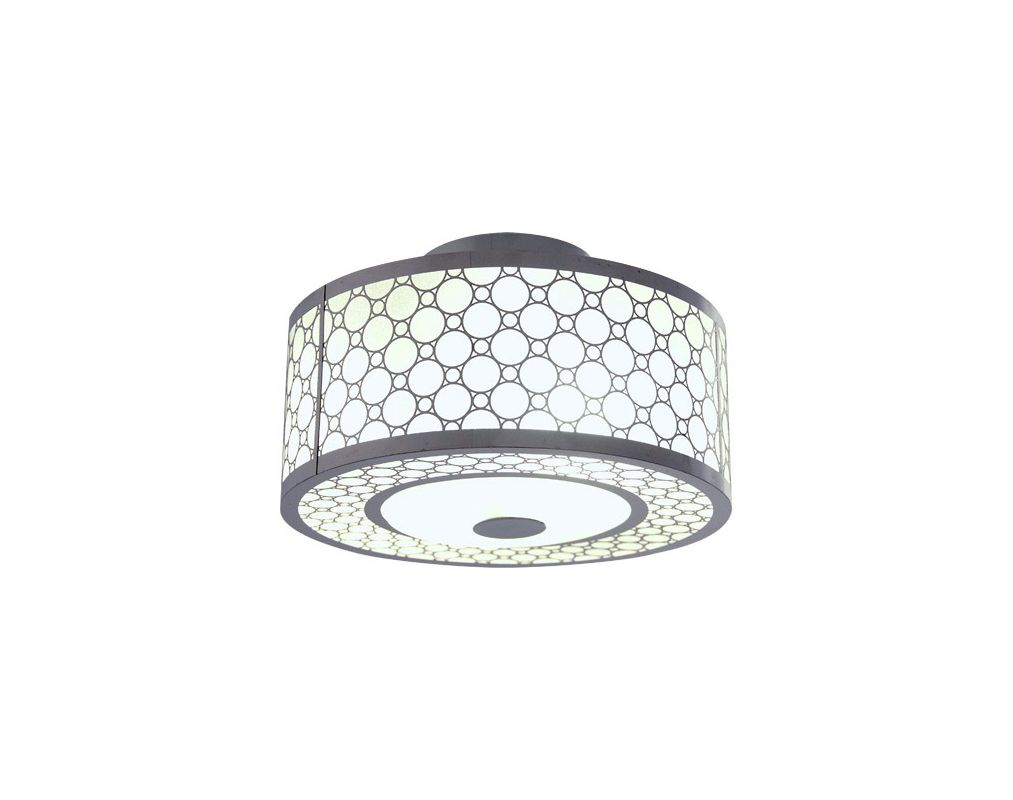 DVI Lighting DVP5813 Trilogy Two-Light Semi-Flush Ceiling Fixture Sale $168.10 ITEM: bci1986830 ID#:DVP5813CH-SD UPC: 61467027016 :
