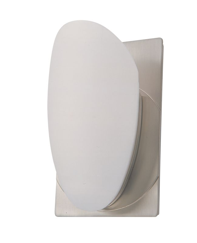 DVI Lighting DVP2399 One Light Wall Sconce from the Shield Collection