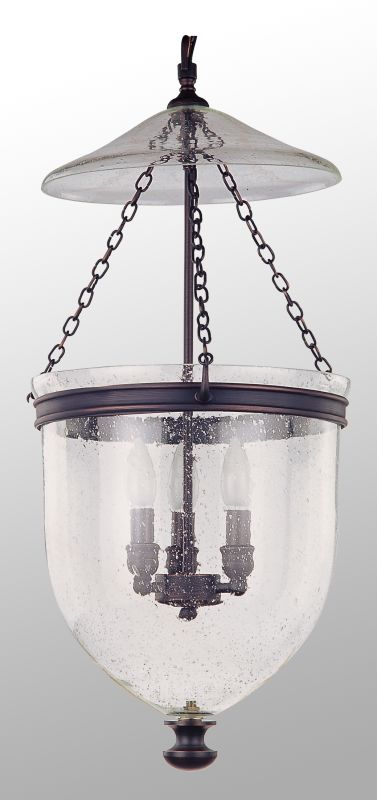 "DVI Lighting DVP3010 3 Light 12"" Wide Pendant from the Escarpment"