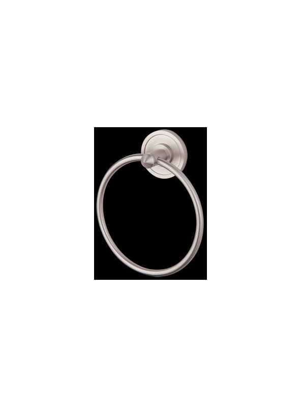 DVI Lighting DVP3689 Towel Ring from the Dominion Collection Satin