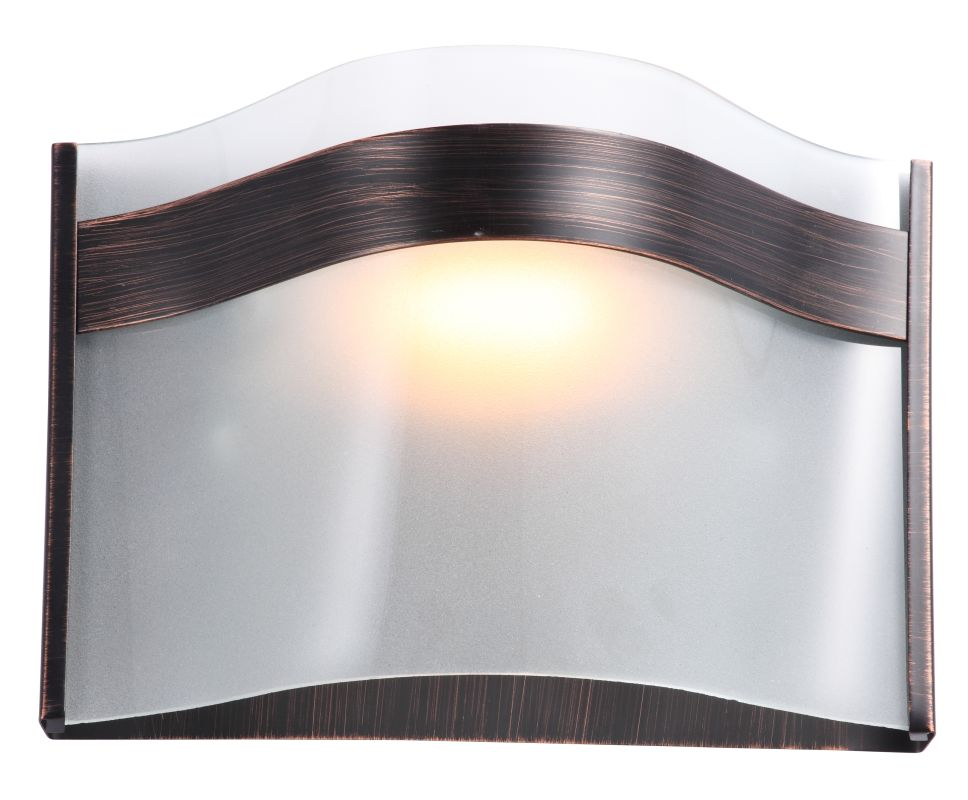 DVI Lighting DVP8901 1 Light Wall Sconce from the Abyss Collection