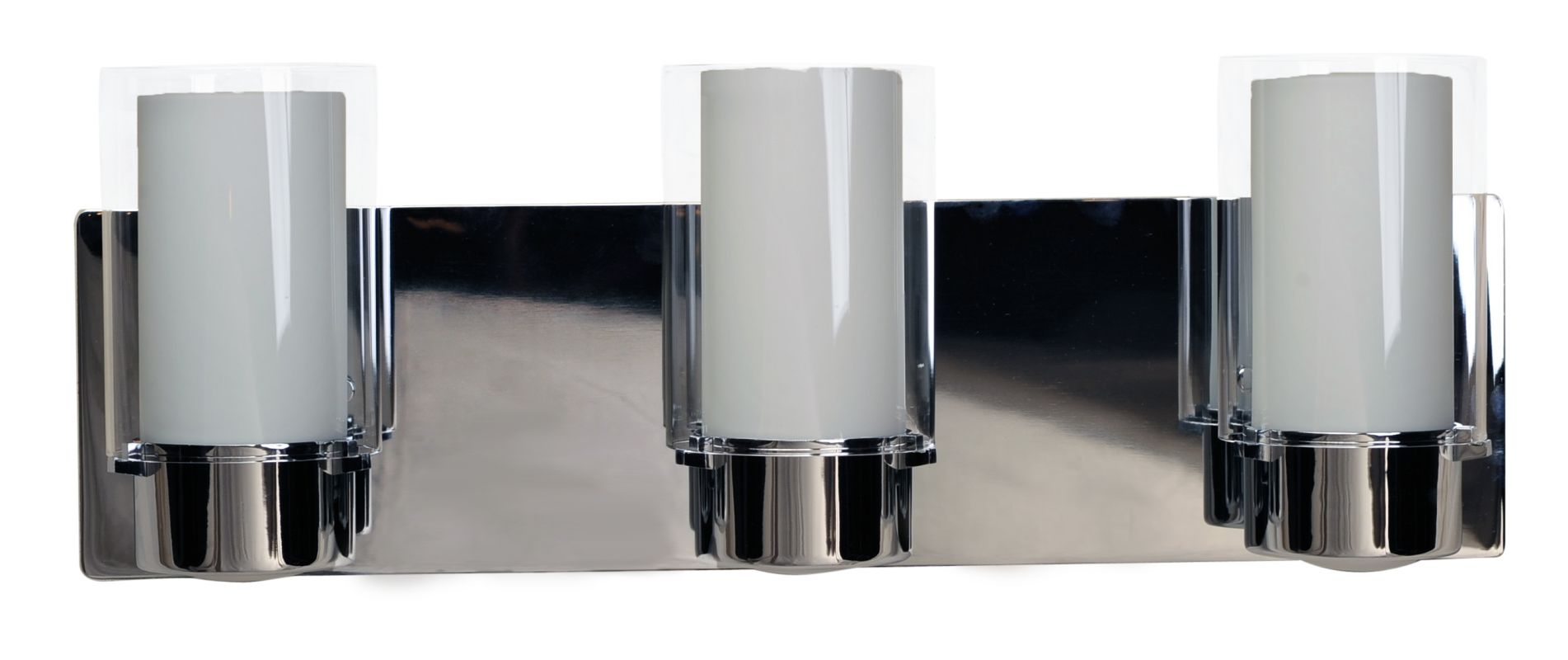 DVI Lighting DVP9043 3 Light Vanity from the Essex Collection Chrome Sale $241.90 ITEM: bci1371965 ID#:DVP9043CH-OP UPC: 61467013484 :