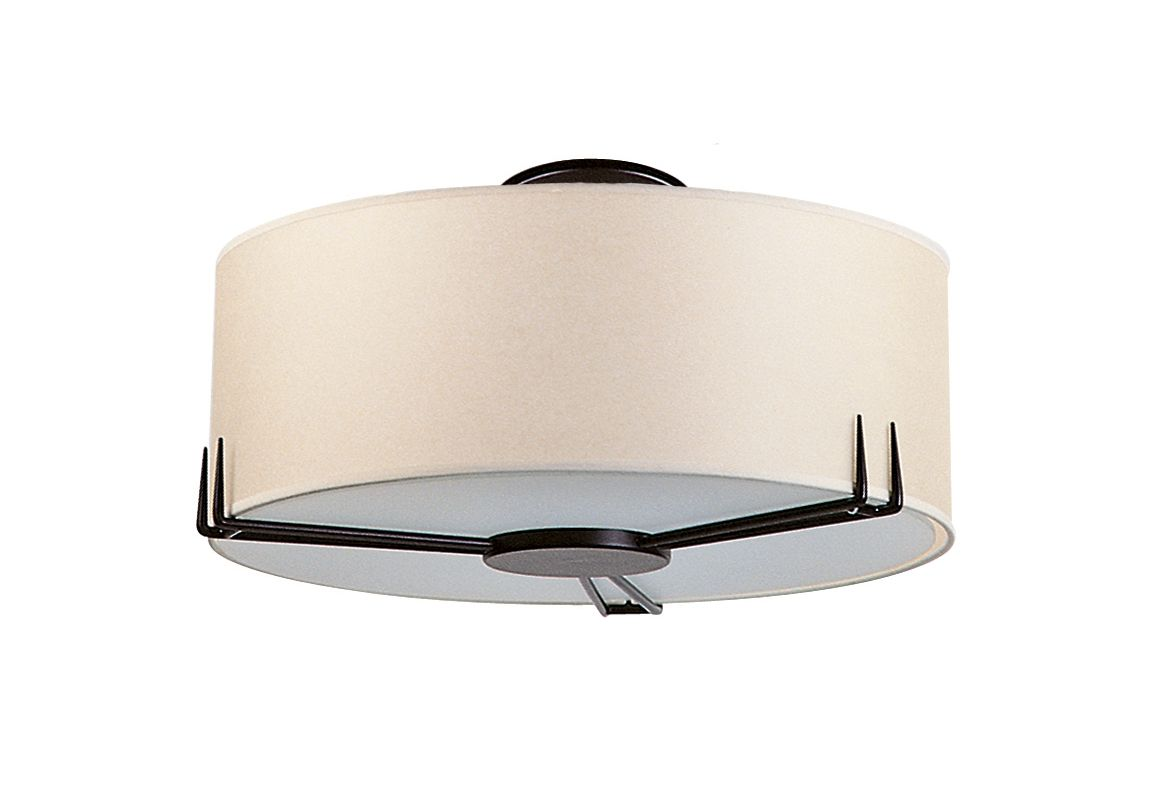 DVI Lighting DVP9112 Two Light Semi Flush Mount from the Geometry Sale $172.20 ITEM: bci1372001 ID#:DVP9112MO UPC: 61467914705 :