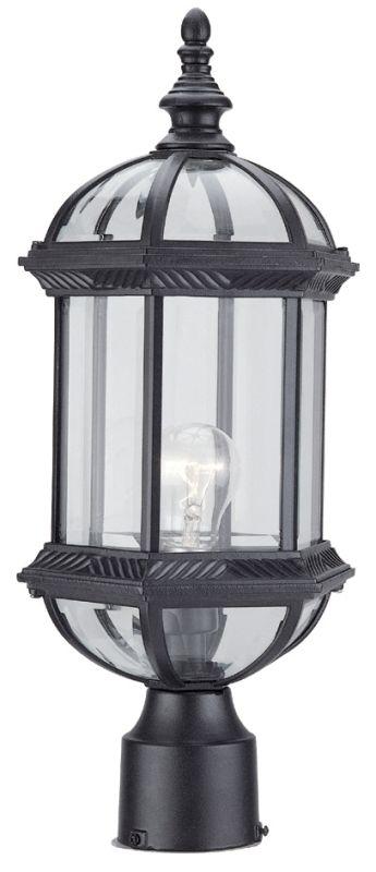"DVI Lighting OCA140804 1 Light 18"" Post Top from the Hexagon"