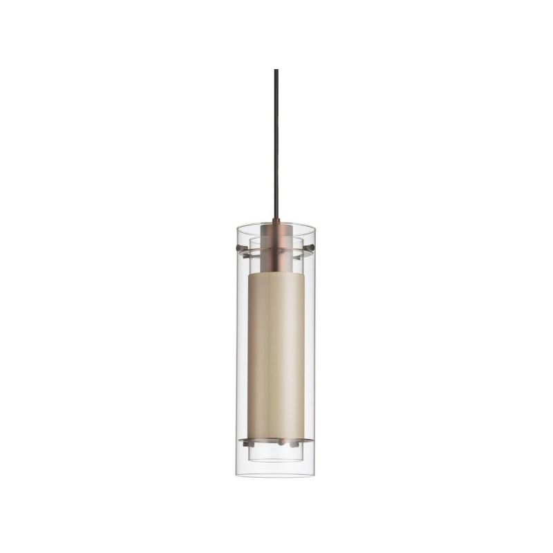 Dainolite 22152-4151-OBB Dinette 1 Light Mini Pendant Oil Brushed