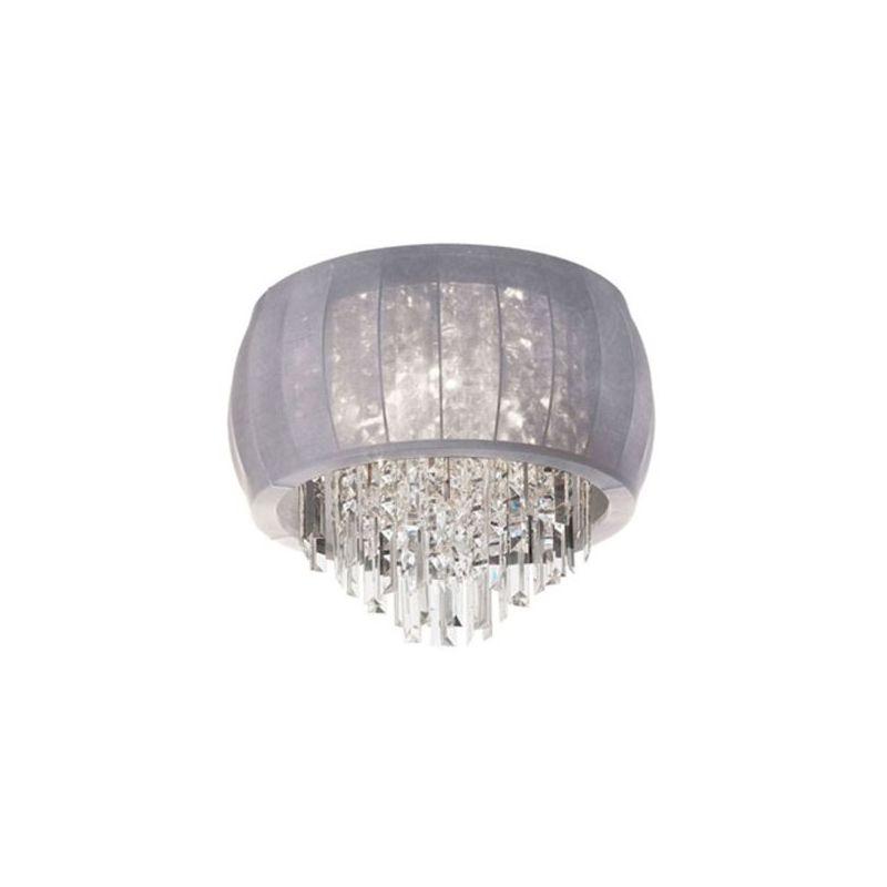 Dainolite MYA-14FH-PC-923 Maya 3 Light Flushmount Ceiling Fixture